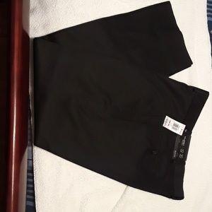 Alfani men's black slacks the Garrett series 32x30